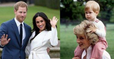 哈利王子退出皇室:老婆被媒體侵害,使我想起母親黛安娜王妃