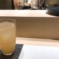 にごり白桃 - 実際訪問したユーザーが直接撮影して投稿した西新宿寿司鮨 青海の写真のメニュー情報