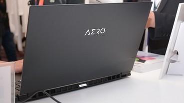 Computex 2019:GIGABYTE 發表 New AERO 筆電,採用 4K HDR+、OLED 螢幕、通過 X-Rite Pantone 校色
