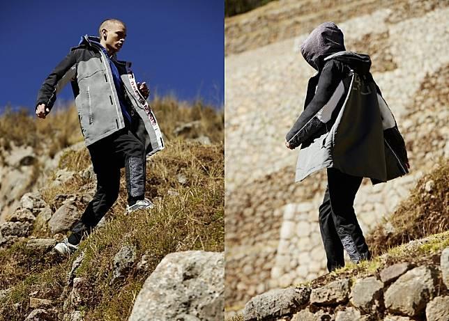 LES BENJAMINS x PUMA Storm Jacket(互聯網)
