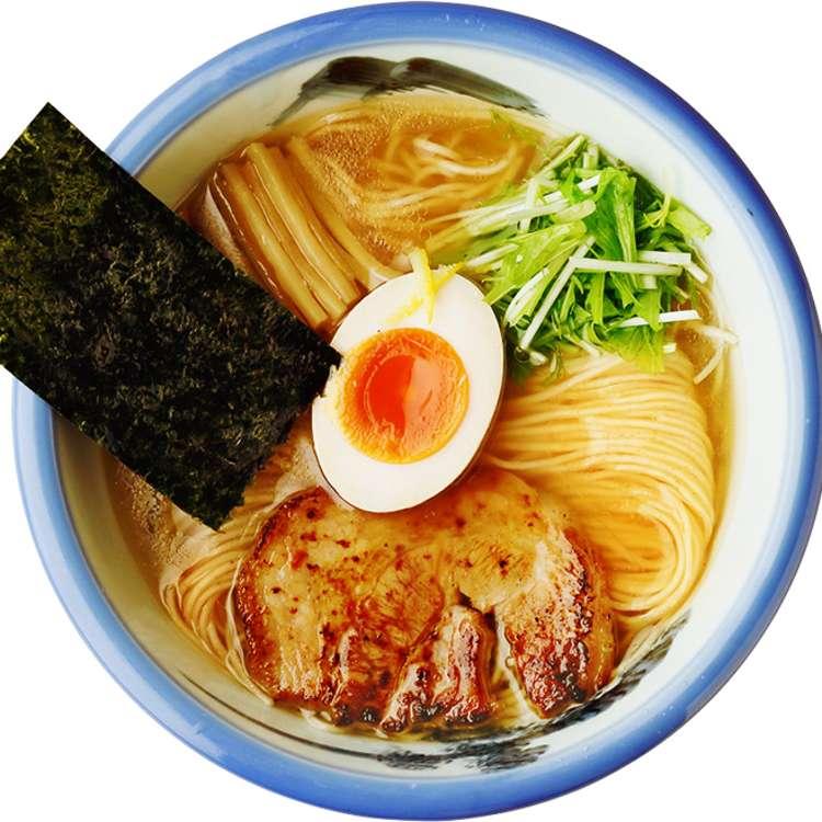 ユーザーが投稿した柚子塩らーめんの写真 - 実際訪問したユーザーが直接撮影して投稿した西新宿ラーメン専門店AFURI 新宿 (LUMINE)の写真