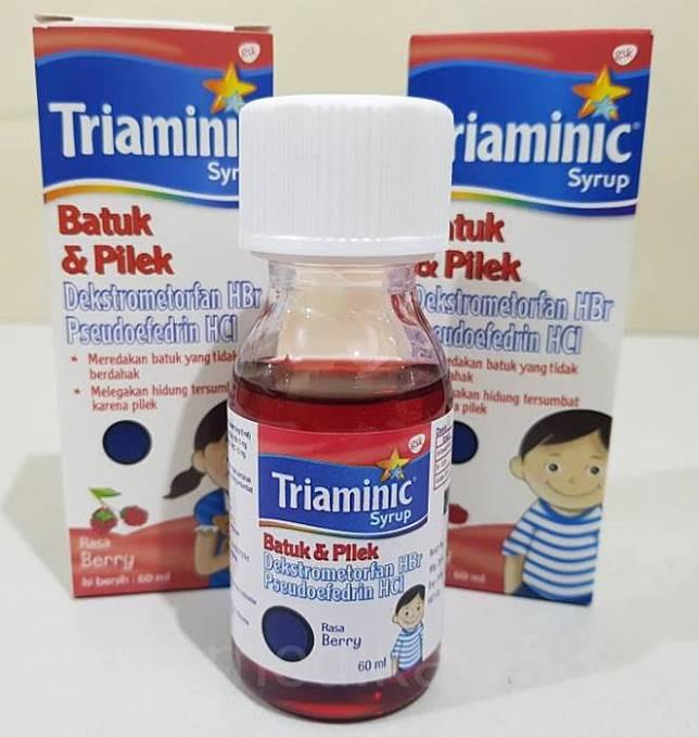 5 Rekomendasi Produk Obat Batuk Anak Usia 1 Tahun Indozone Id Line Today