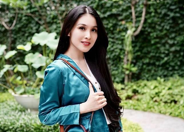 Sandra Dewi (Foto: Instagram @sandradewi88)