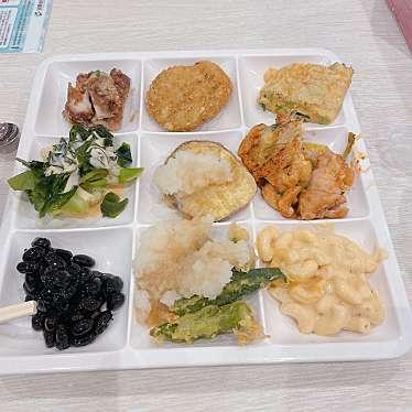 神戸クック・ワールドビュッフェ ライフガーデン水巻店のundefinedに実際訪問訪問したユーザーunknownさんが新しく投稿した新着口コミの写真