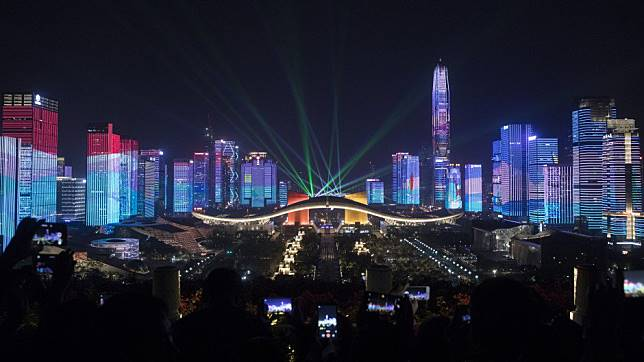 Shenzhen experiment could shape China's future growth