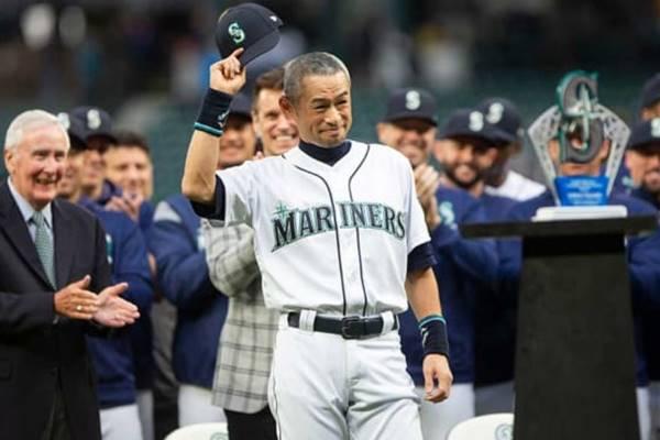 Suzuki Ichiro : Let's play baseball
