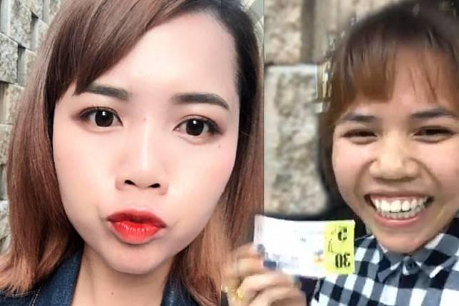 รางวัลที่1อยู่ที่เกาหลีใต้! ลูกจ้างสาวไทยเฮงถูกหวย30ล.