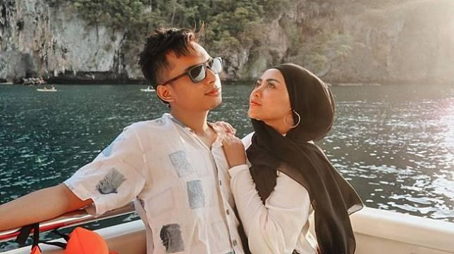 Rachel Vennya dan suaminya, Niko Al Hakim. [instagram/rachelvennya]