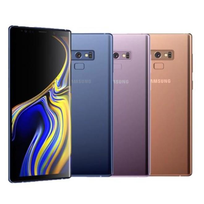 #Samsung #Galaxy #Note9#三星note9#128g#三星note9128#三星手機#三星空機●6.4吋無邊際全螢幕 ●F1.5+F2.4日夜雙光圈 ●雙鏡頭OIS光學防手震 ●6