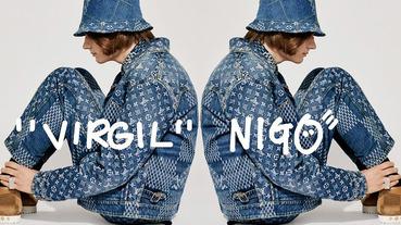 Louis Vuitton 聯手 Nigo LV²全系列樣貌公開 Virgil Abloh 說:「我的靈感是 NIGO 與 BBC ICECREAM!」