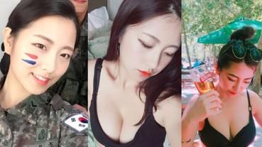 真人版《太陽的後裔》韓國最辣女軍醫 天使面孔魔鬼身材