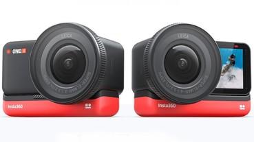 模組化設計!Insta 360 One 與徠卡結盟共推 1 吋感光元件運動相機