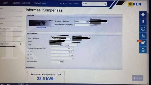 Yuks, ramai-ramai cek kompensasi blackout dari PLN