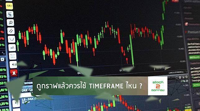 ในการดูกราฟ เราควรใช้ Timeframe ไหน ?