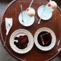 クリームソーダ - 実際訪問したユーザーが直接撮影して投稿した今池喫茶店シヤチルの写真のメニュー情報