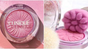 倩碧推出史上最療癒胖胖花瓣刷具!仙氣新色「#Baby Marble」美炸,花農絕對會被萌暈
