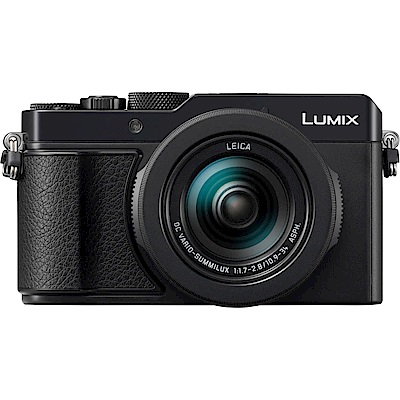 1700萬畫素+3吋觸控螢幕n24-75mm LEICA鏡頭nF1.7-2.8 大光圈n4K 相片 / 4K 影片n先拍照後對焦