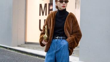 冬季日本東京旅遊怎麼穿?跟著人氣店員仲西さほみ以層次搭配展現時髦溫度