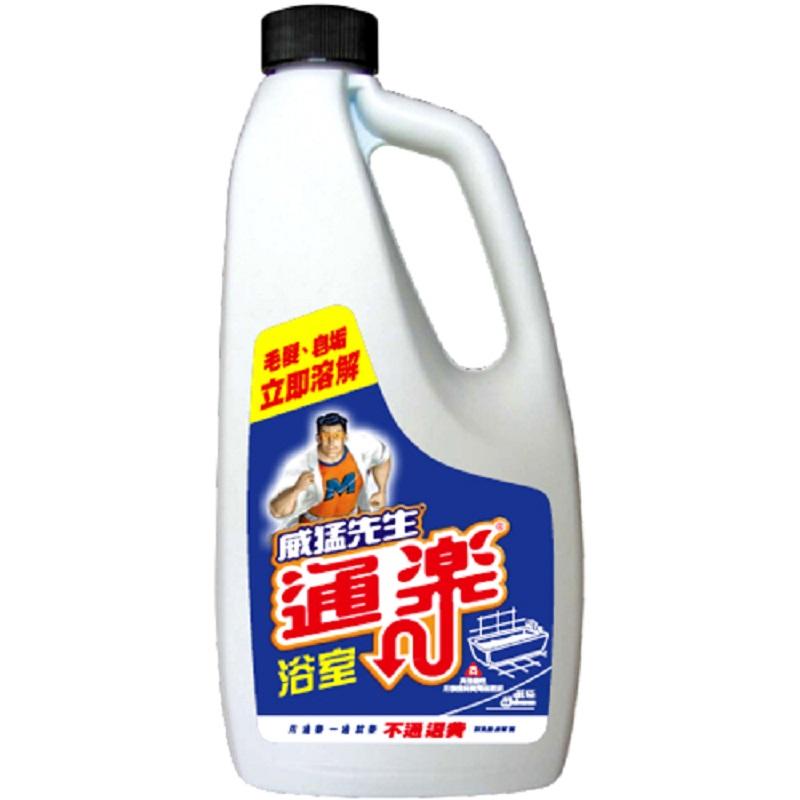 威猛先生喜歡排水管保持清潔乾淨,才能洗去每天的灰塵和污垢,但有時候它們就是不願離去,所以他創造了浴室通樂。它以科學化配方調製,能夠清除浴室的頑固阻塞和難聞氣味。※ 製造日期與有效期限,商品成分與適用注