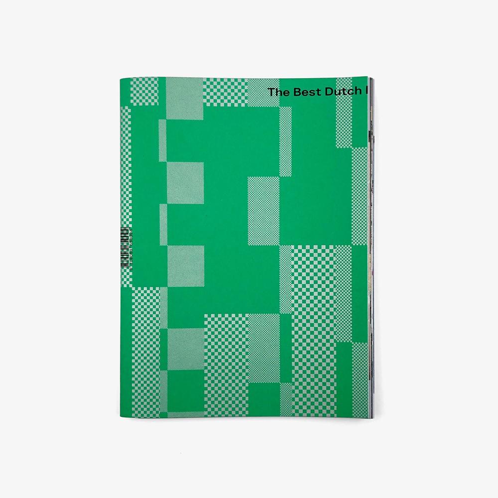 《 The Best Dutch Book Design 2019 》為 2019 年最佳荷蘭書籍設計大賽作品,評審從 295 個參賽作品中進行評選,針對內容、設計、圖片編輯、版型、主題選擇、印刷、裝