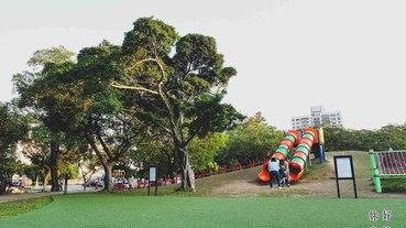 台南公園 | 共融式遊樂園入台南地景!大家一同享受的童趣夢工廠