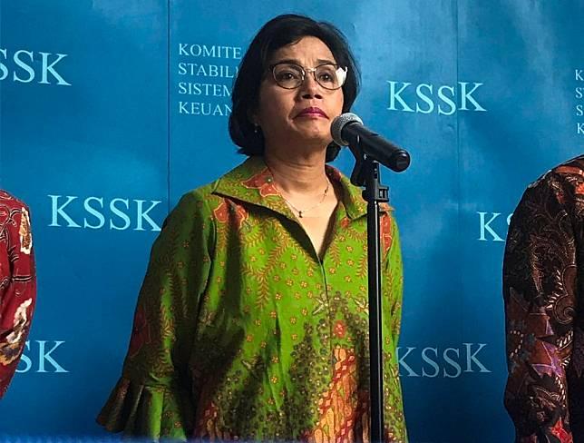 Menteri Keuangan Sri Mulyani Indrawati. FOTO: Kementerian Keuangan