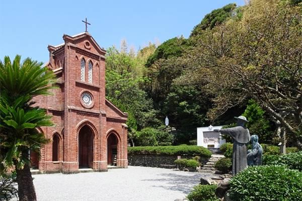 เหงื่อโชกชมโบสถ์มรดกโลกนางาซากิ ตอนที่ 4 : ขับรถเที่ยวทั่วเกาะฟุคุเอะ (ภาคต้น)