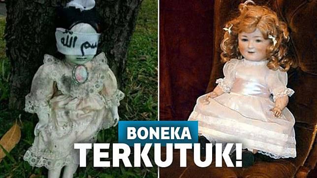 5 Boneka Terkutuk Di Dunia Yang Lebih Seram Dari Annabelle