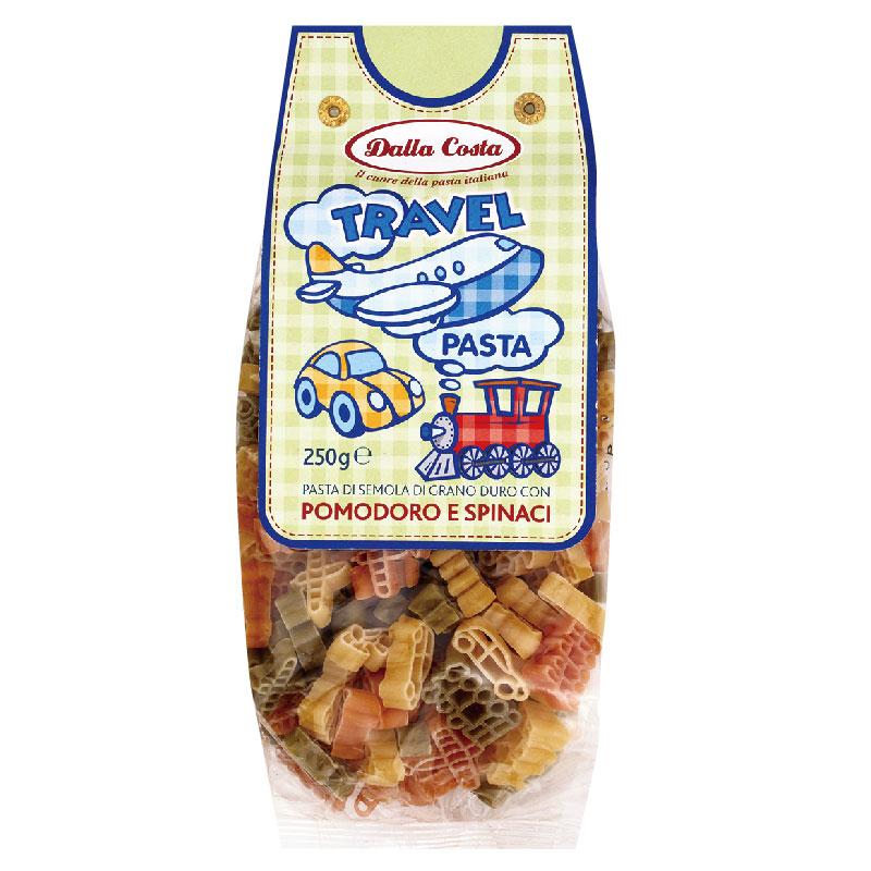 Dalla Costa 達樂義大利麵是歐洲的頂級品牌,已經傳承三代之久,堅持無色素、不添加防腐劑,都是天然有機的成份,吃起來QQ的口感讓人從第一口就喜歡,重點是它的造型超可愛※ 製造日期與有效期限,商