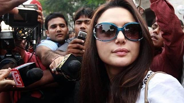 Preity Zinta (STR / AFP)
