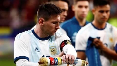 Bila Juara Piala Dunia, Biglia Ingin Messi Punya Serial Seperti The Last Dance