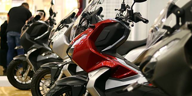 Honda ADV 150 (Otosia.com/ Cornelius Candra)