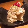 ポテトサラダ - 実際訪問したユーザーが直接撮影して投稿した西新宿魚介・海鮮料理ろばた 翔の写真のメニュー情報