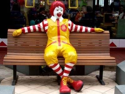 Ini Alasan Mengapa Badut Ronald McDonald's Tak Lagi Jadi Ikon