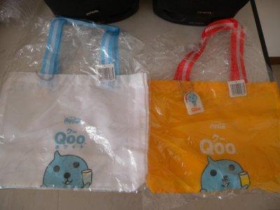 日本限定~Qoo手提袋組.2個一組