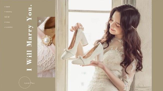 走上紅毯不一定要花大錢!7家台灣平價婚鞋推薦!浪漫奢華都在這