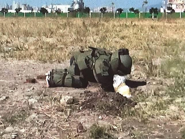 炸彈客被捕 爆料物原料挖坑引爆