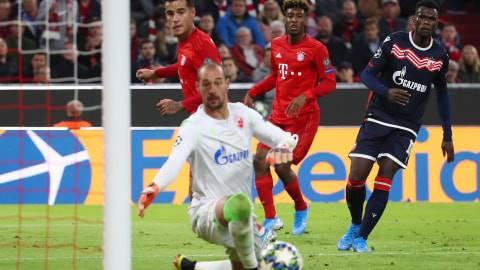 Bayern Tundukkan Crvena Zvezda 3 Gol Tanpa Balas