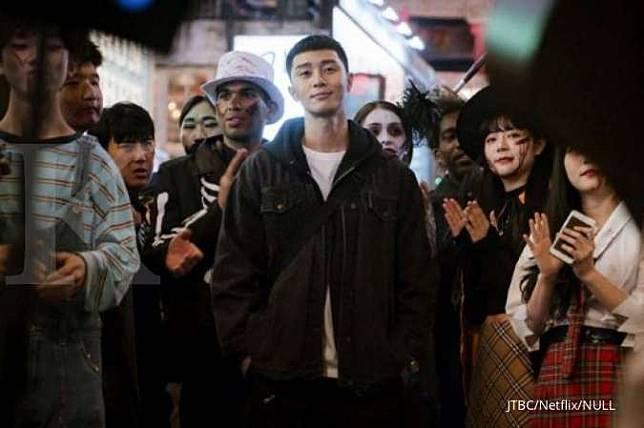 Itaewon Class yang dibintangi Park Seo Joon menjadi salah satu drama Korea rating tertinggi tahun 2020.