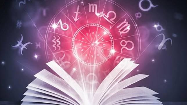Ilustrasi ramalan zodiak, horoskop, astrologi. (Shutterstock)