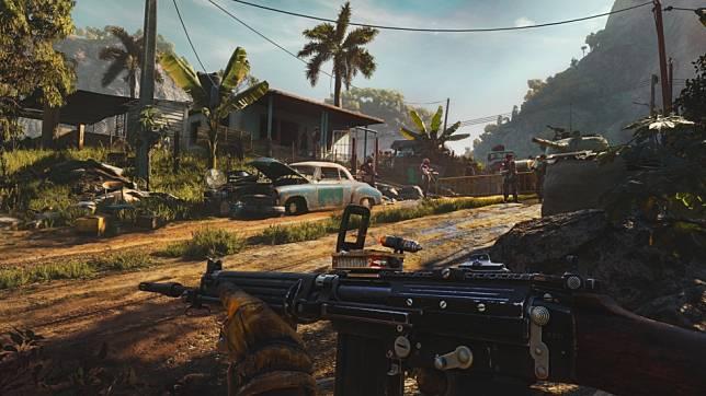 ภาพสกรีนช็อตชุดแรกของ Far Cry 6 เผยให้เห็นบรรยากาศภายในเกม