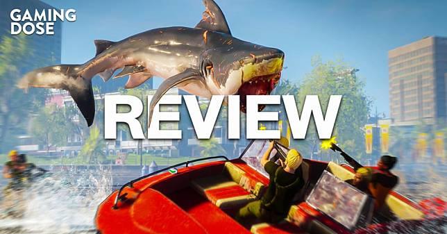 Review : Maneater ฉลามคลั่ง ผู้ไล่ล่าล้างแค้นคนฆ่าแม่!
