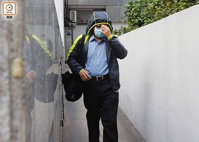 涉案警署警長葉國良。
