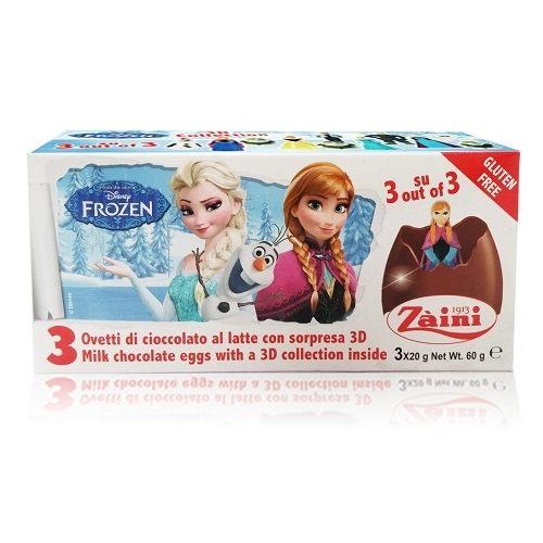 ★進口超人氣巧克力★史上最賣座的迪士尼動畫Frozen冰雪奇緣來囉!