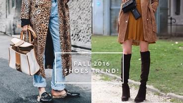 秋冬潮流預告:為迎接秋冬做好準備,這 4 款鞋子是你應該入手的!
