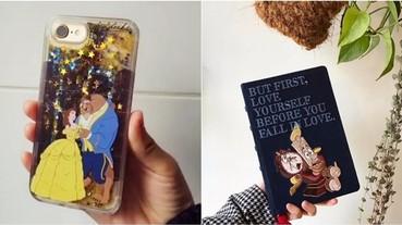 韓牌 High Cheeks 聯乘《美女與野獸》,那些 iPhone Case 簡直夢幻得無法形容!