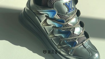Louis Vuitton 全新 Chunky 球鞋「ZigZag」華麗登場!