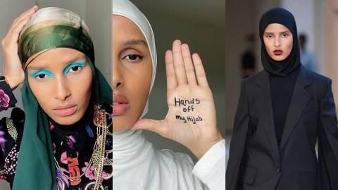 4 Fakta tentang Model Hijab Pertama yang Jadi Editor Fashion di Vogue