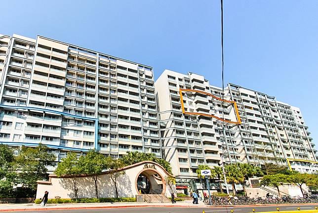 ▲板橋亞東醫院站附近的遠東通訊園區將有google進駐,利多議題大力拉抬房價。(圖/信義房屋提供)