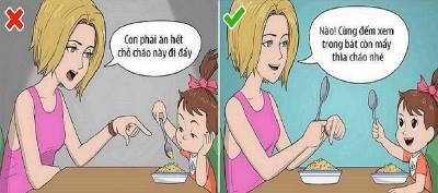 Trẻ cứng đầu, hay ăn vạ mấy cũng ngoan ngoãn, dễ bảo nhờ cách dạy thông minh của mẹ